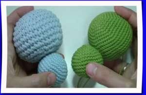 imagen de cómo cambiar el tamaño del amigurumi