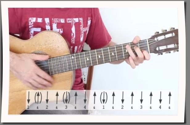 rasgueos de guitarra